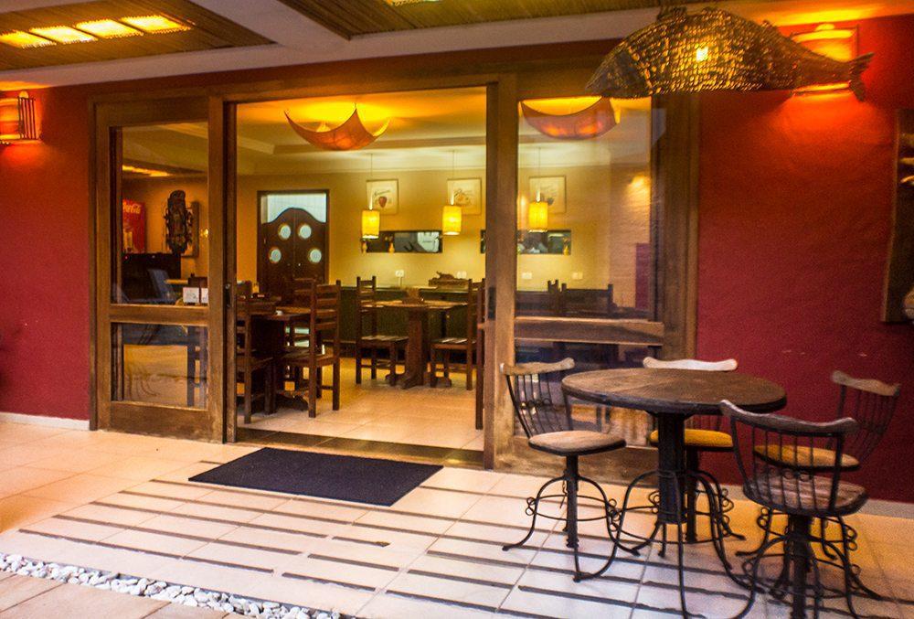 Restaurante Porto Mare - Maresias