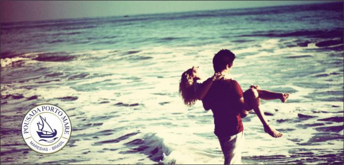 Chegou a época mais romântica em Maresias!