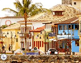Centro Histórico São Sebastião