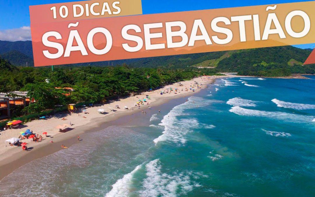 10 melhores praias de São Sebastião