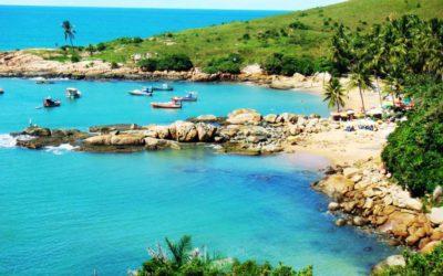 Praias perto de Maresias: praia de Calhetas