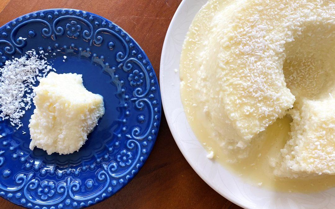 Gastronomia: Aprenda a preparar o delicioso Bolo de Tapioca da Porto Mare